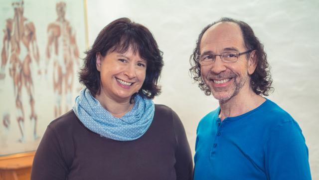 Sabine und Thomas Escher